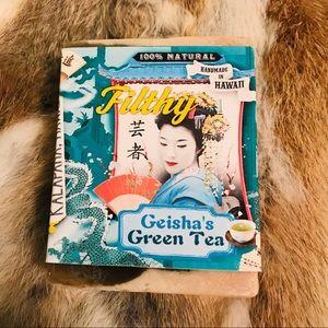 Filthy - Geisha's Green Tea